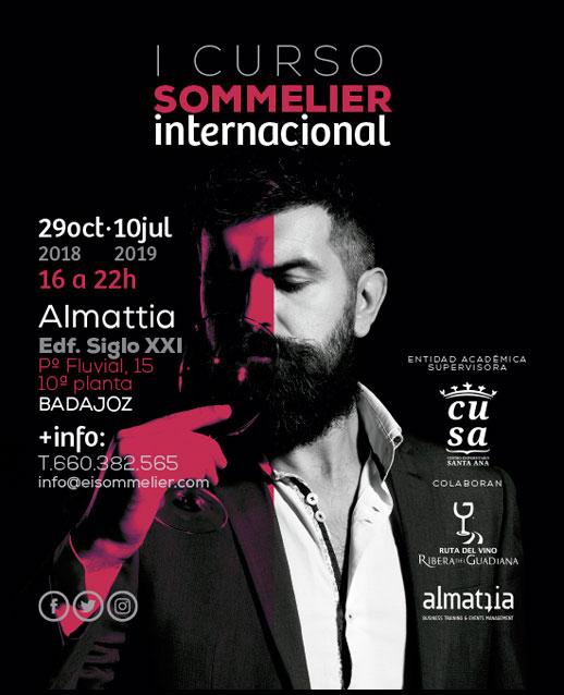 I Curso Sommelier Internacional